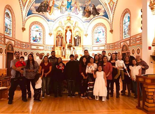 St. Charles & St. Bridgets Baptisms!
