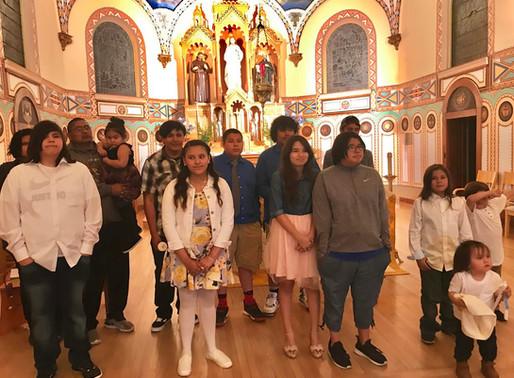Easter Vigil at St. Charles