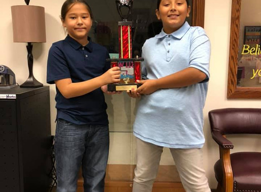 Sapa Un takes first place in Chess Competition