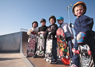 Denton Parks and Rec maintains: 1 Rugby Field 1 Skate Park 1 Outdoor Rink