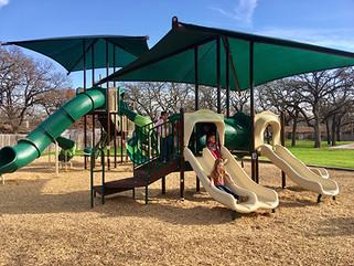 New Milam Park Playground