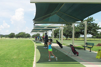 Denton Parks and Rec maintains: 17 Tennis Courts 16 Soccer Fields 1 Disc Golf 1 Driving Range