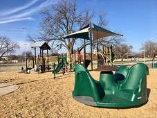 New Fred Moore Park Playground