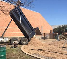 New MLK Jr. Rec Center Playground, Fall 2019