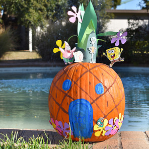 SpongeBob SquarePants Pumpkin