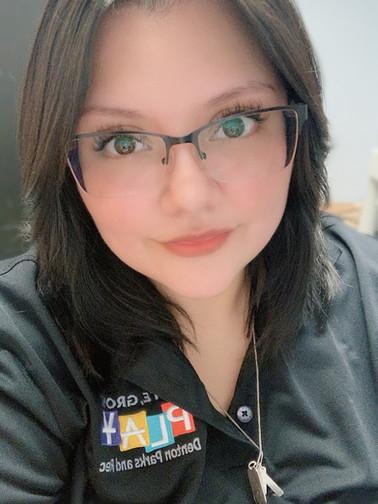 Melissa Smart, Recreation Coordinator