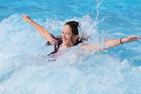 Denton Parks and Rec maintains four aquatic facilities: Water Works Park Denton Natatorium Civic Center Pool Sprayground at Carl Young Sr. Park