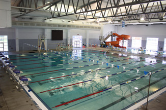 Denton Parks and Rec maintains one natatorium in a joint use agreement with DISD.