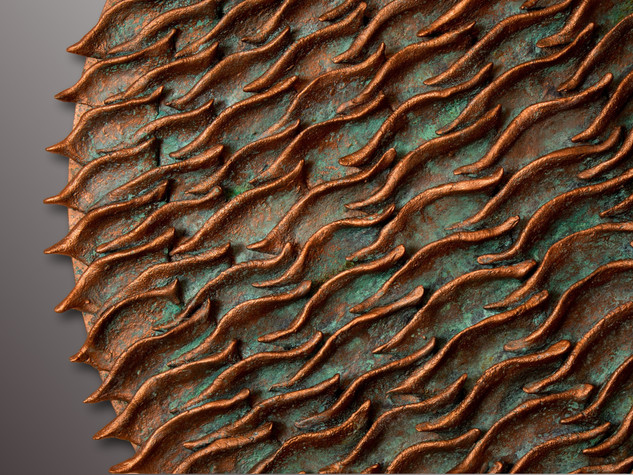 Shoal | Copper Patina