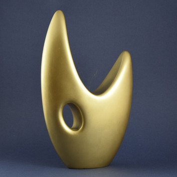 Abstract #08/Brass