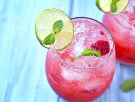 Chill together Nahua Shrub Mocktails