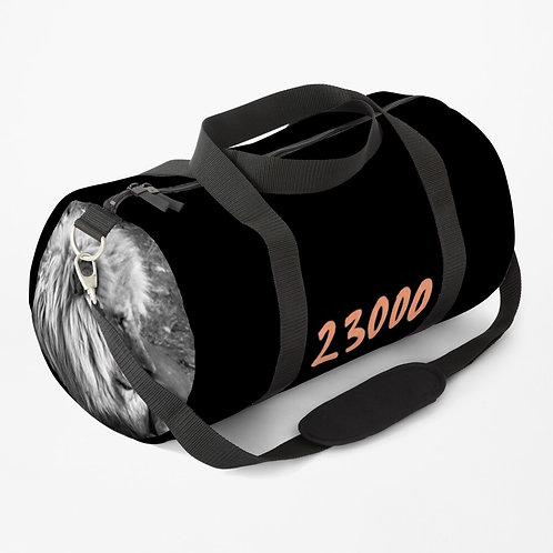 23000 Lion Duffle Bag