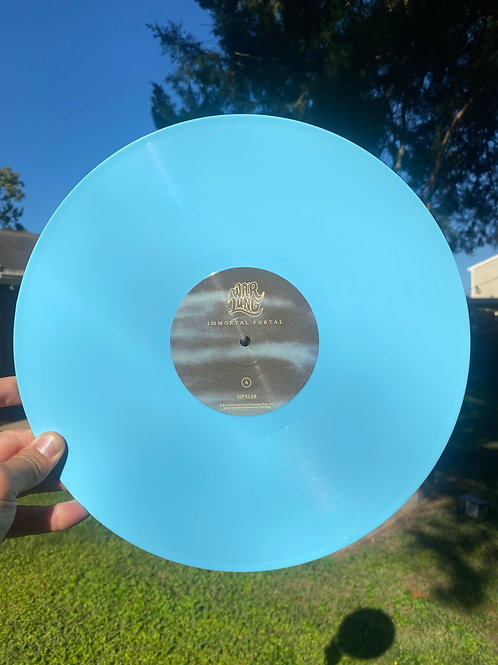 Immortal Portal Vinyl *BLIZZARD PORTAL EDITION*