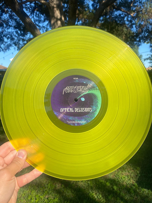 Optical Delusions Vinyl *SUNEATER EDITION*