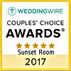 2017 Wedding Wire Couples Choice winner