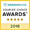 Sunset Room Couples Choice award 2018 Wedding Wire