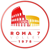 Logo Roma 7 Volley
