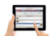 PowerDispatch Field Service Software 2 way Messaging on Tablet
