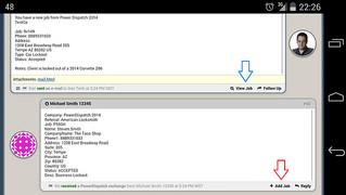 Job Exchange on PowerDispatch Lite!