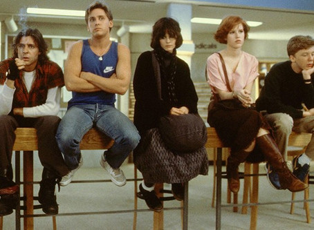 Anxiety, Fitting In, and the Emotional Legacy of the Breakfast Club