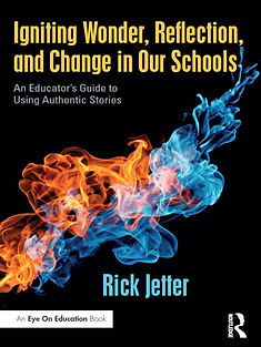 Using Authentic Stories by Rick Jetter