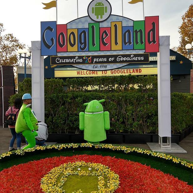 The Importance of Teachers in Googleland