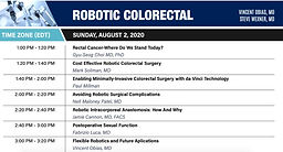 ROBOTIC COLORECTAL