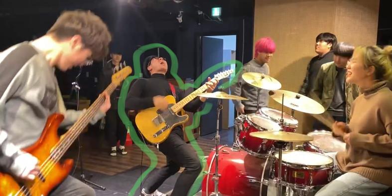 jinsungyoon [Modern] MV making