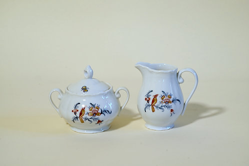 Cream & Sugar Set