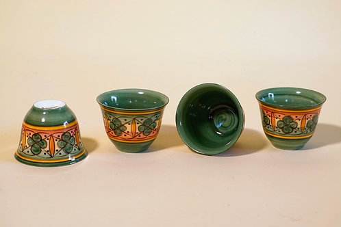 Turkish Style Cups (set of 6)