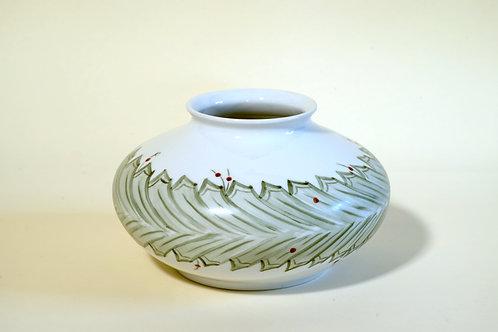 """Low Vase  7½"""""""