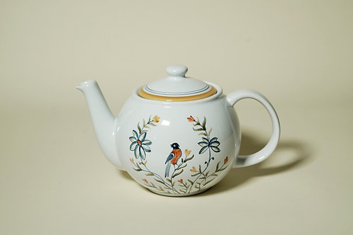 """Teapot 42oz  6½"""" x 6¼"""""""