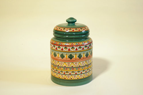 Large Ceramic Cookie Jar