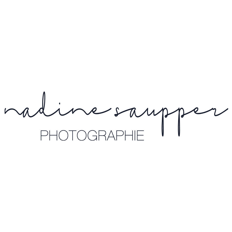 Logo   Nadine Saupper Photographie