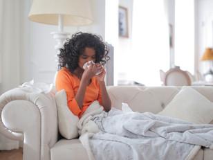 Hay fever: feeling the effects of ragweed season?