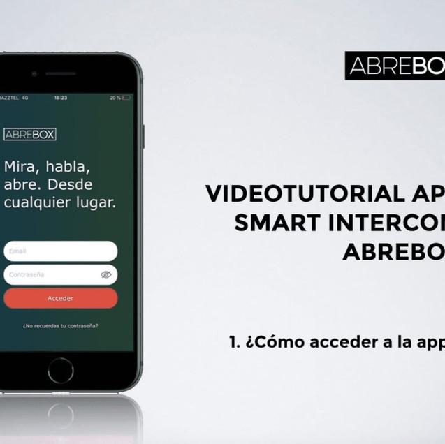 ¿Cómo acceder a la app?
