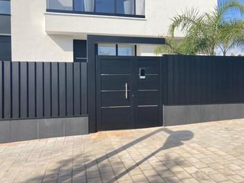 Abrebox en Casa Unifamiliar ubicada en Sitges