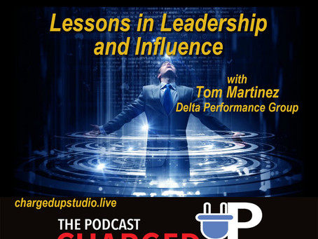 Podcast: Push Me...Pull You -  Lessons in Leadership and Influence