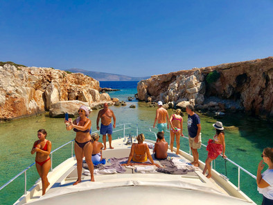 astypalaia boat excursions