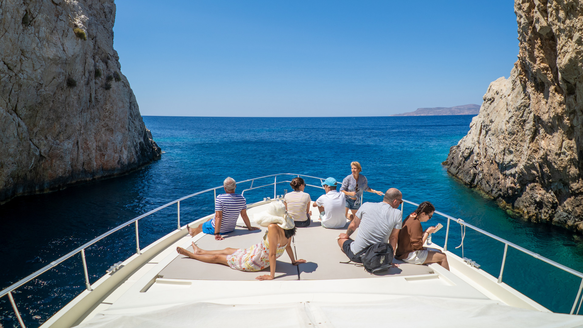 astypalaia daily trips
