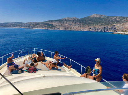 astypalaia boat trip