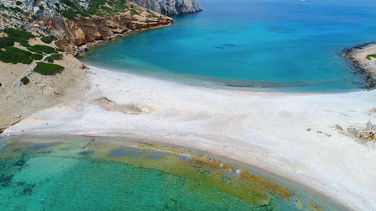 astypalaia kounoupa beach