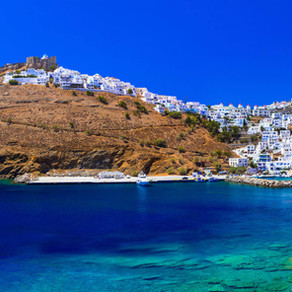 Astypalaia islands