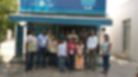 KYT students visiting Mother Dairy plant in Patparganj