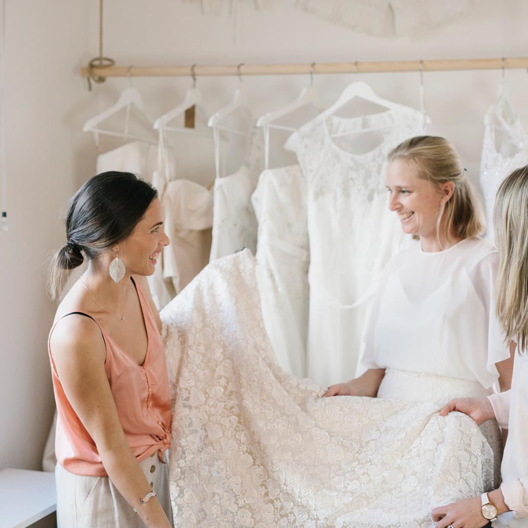 Val av brudklänning