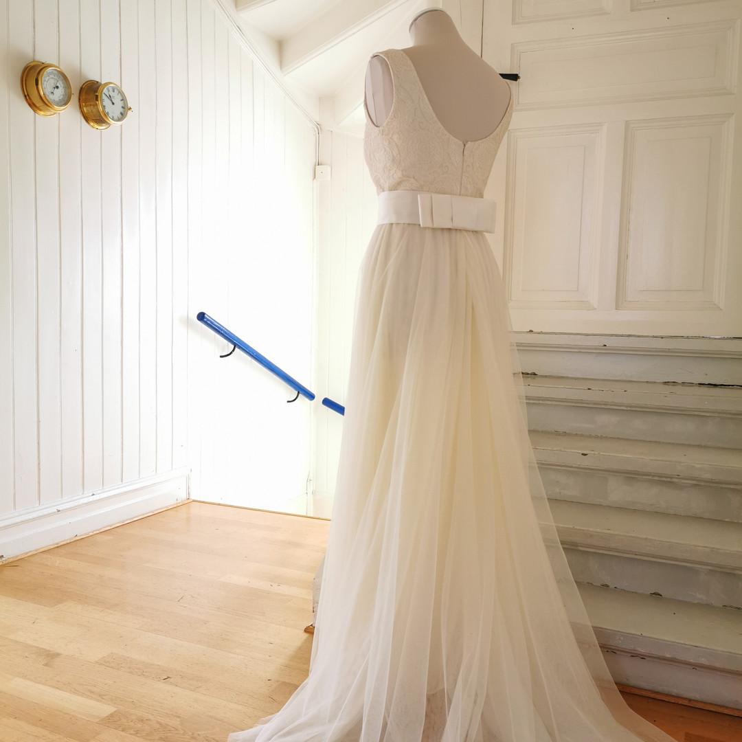 Zetterberg Couture brudklänning