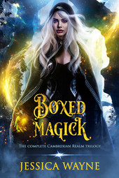 Jessica Wayne - Boxed Magick