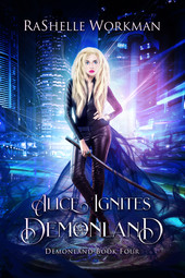 RaShelle Workman: Demonland Book 4
