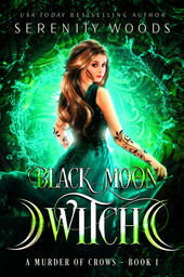 Serenity Woods - Black Moon Witch