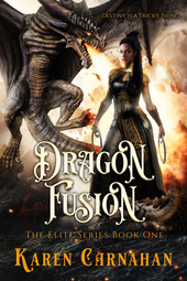 Karen Carnahan - Dragon Fusion (Book 1)